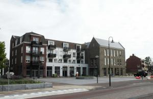 Appartementen en Cultuurhuis